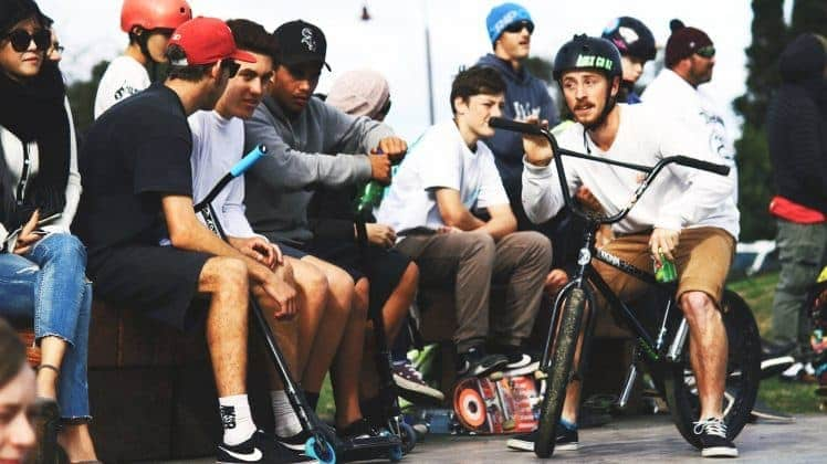Te Puke Skate, Scooter, Bmx Competition 2017