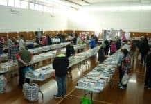 Te Puke Kiwicoast Lions book fair