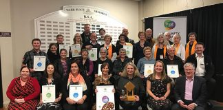 Western Bay of Plenty's biggest annual celebration of volunteers, the Trustpower Community Awards