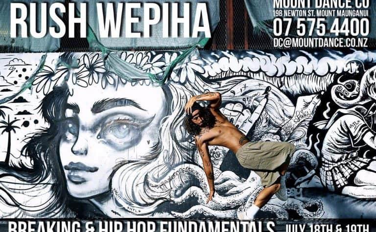Breaking & Hip Hop Fundamentals