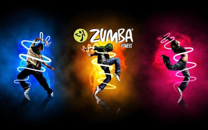 Zumba fitness in Te Puke at Vector Group Charitable Trust Venue