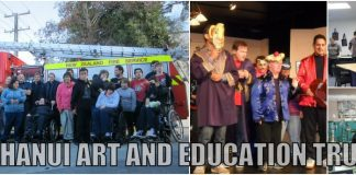 Arohanui Art & Education Trust
