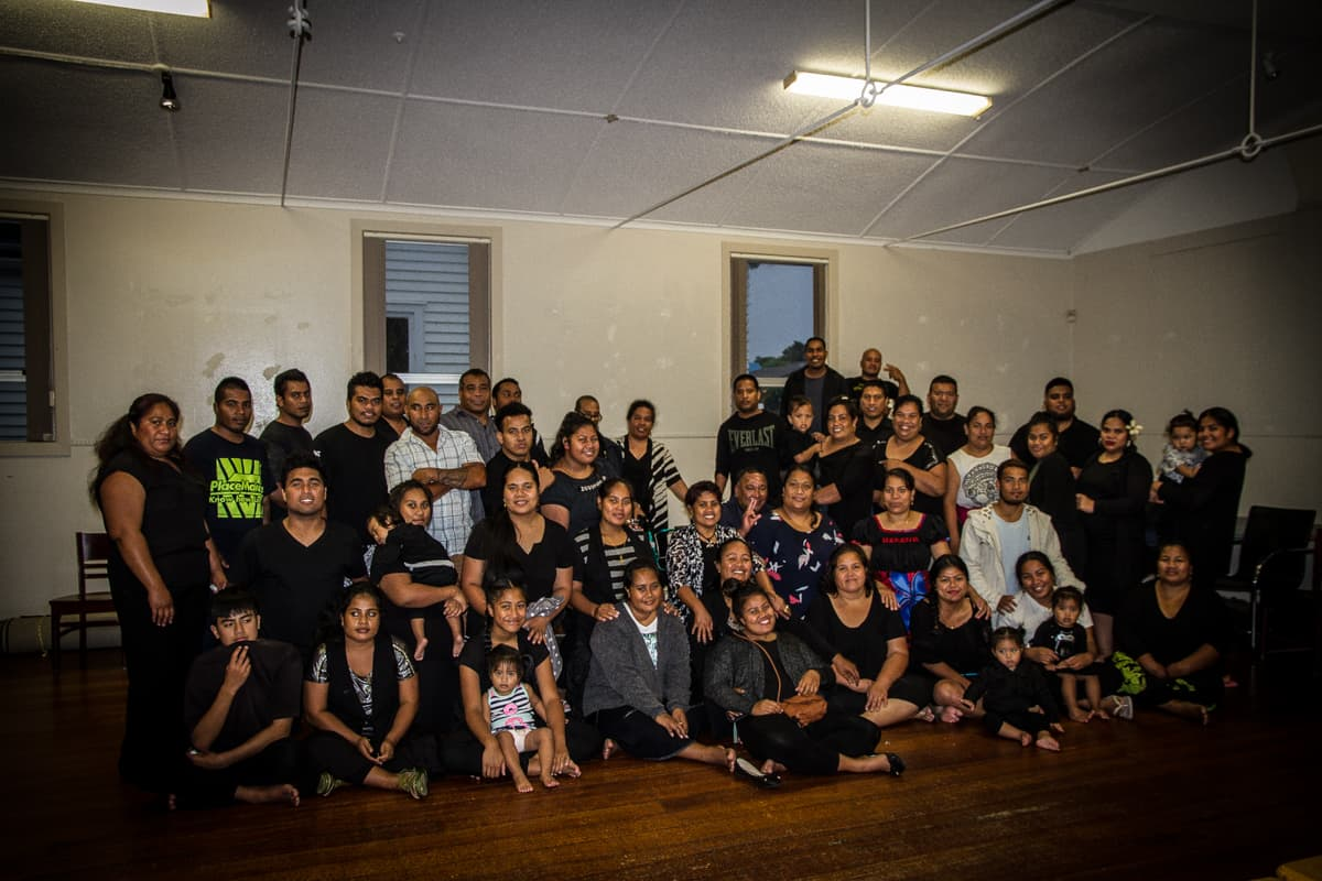 Kiribati Catholic Community - Vector Group Charitable Trust - Te Puke -Community centre is growing