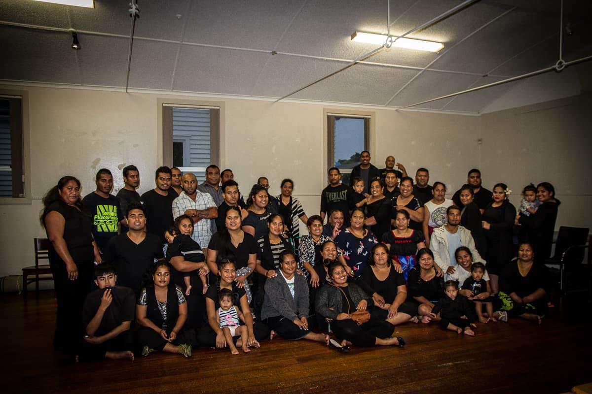Kiribati Catholic Community - Vector Group Charitable Trust - Te Puke -Community centre is growing