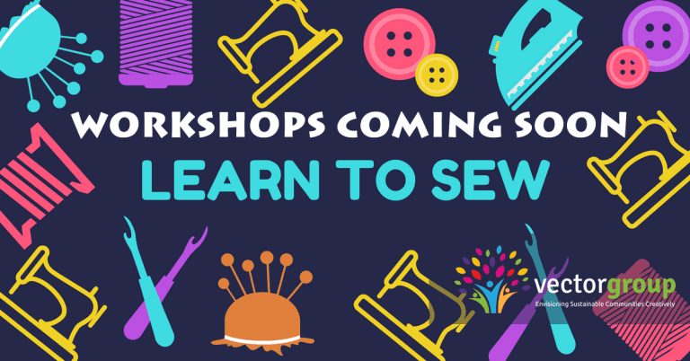 Learn to Sew Workshops Coming to Te Puke