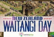 Waitangi Day 2018 Te Puke