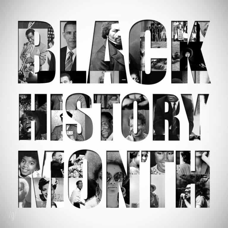 In honor of Black History Month