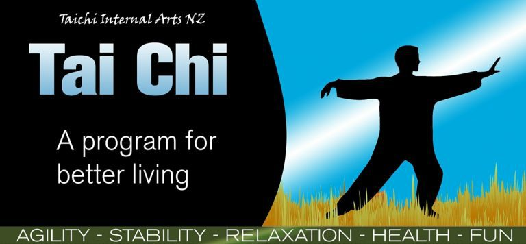 Tai Chi in Te Puke is confirmed to start in March at Vector Group Charitable Trust
