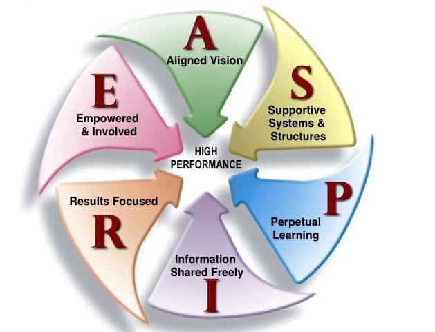 High Performance Organizations Aspire HPO ASPIRE