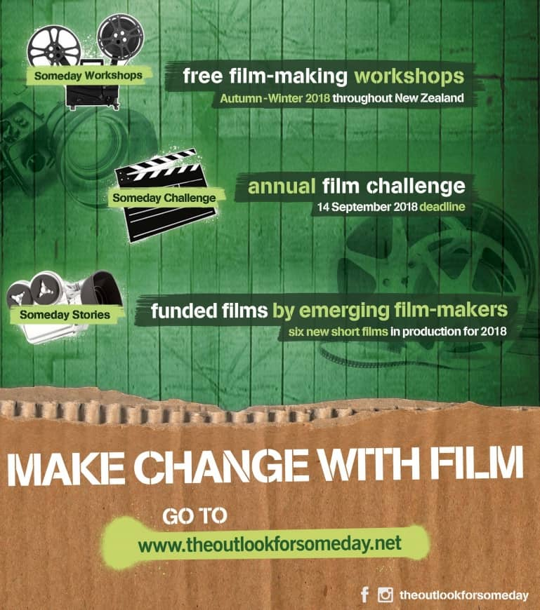 Sustainability Film-making Workshops