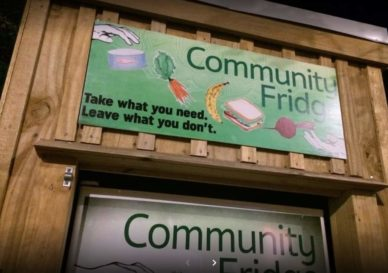 te puke community fridge