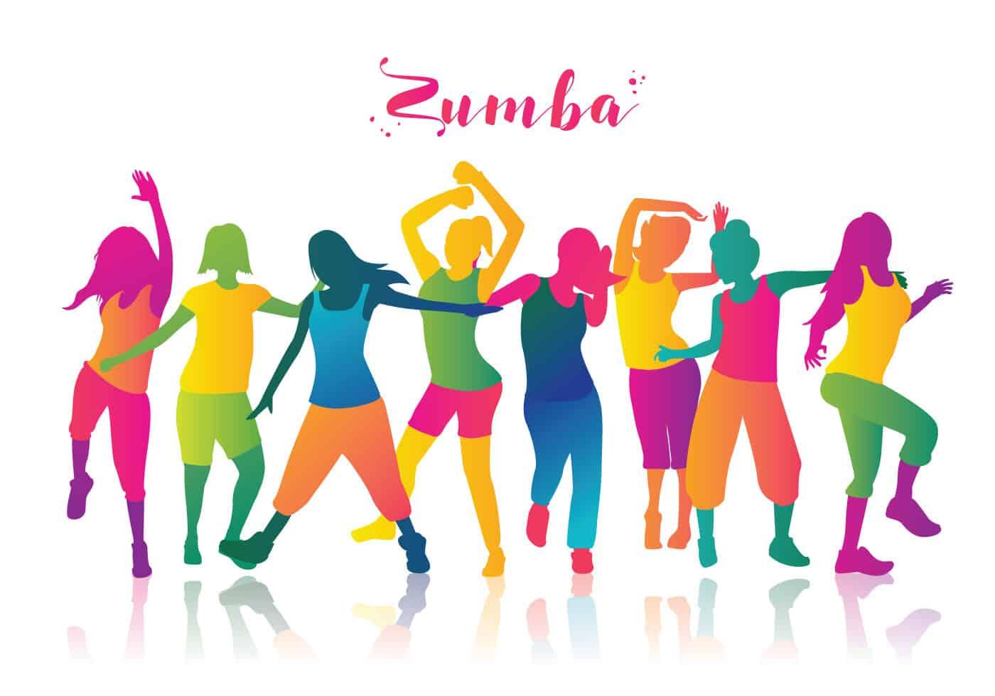 Zumba Te Puke, run by Vector Group's Te Puke Youth and Community Centre