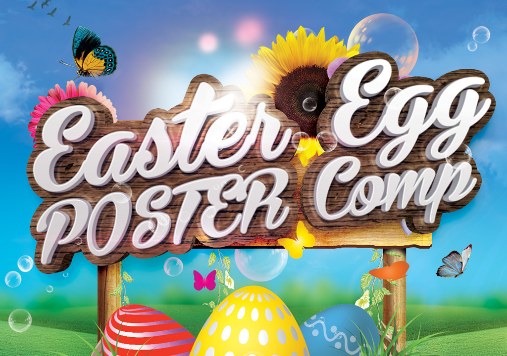Te-Puke-Easter-Egg-Poster-Competition